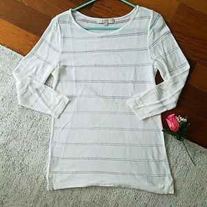 Ann taylor loft sweater / tee